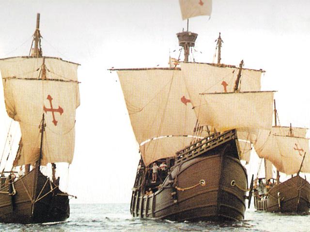 Dudas por el hallazgo de una carabela de Colón: Podría ser la nave ...