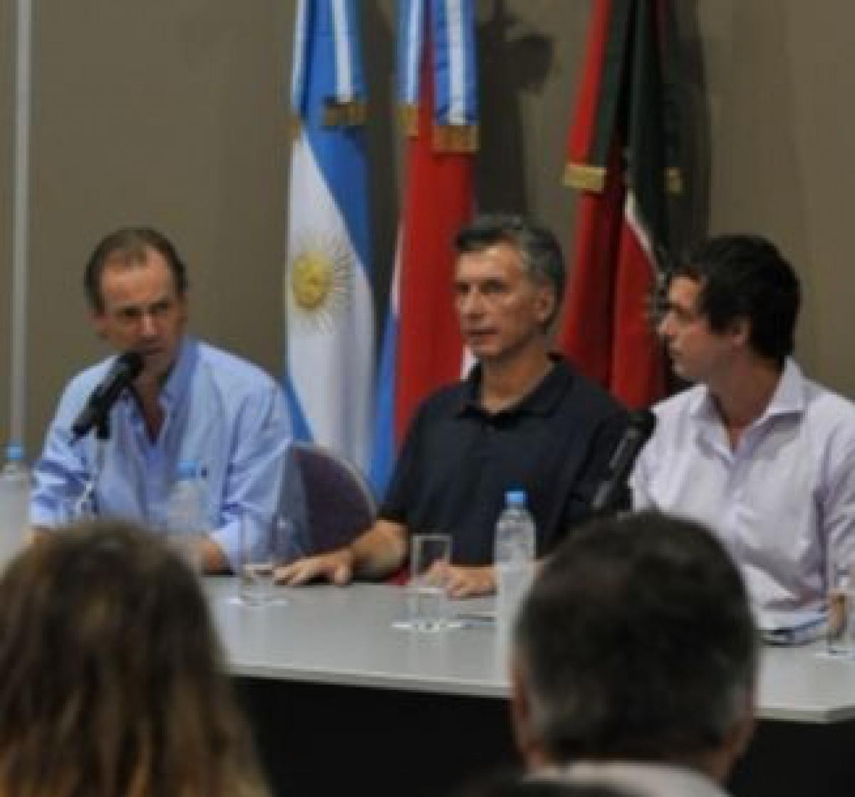 """""""El 99% de los Intendentes gobernamos junto al Gobernador y al Presidente"""", dijo Enrique Cresto"""