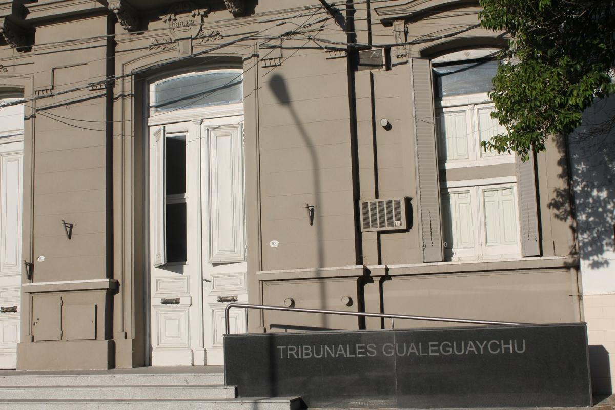 El fiscal Rondoni Caffa pidió la intervención de Peritos de Gendarmería