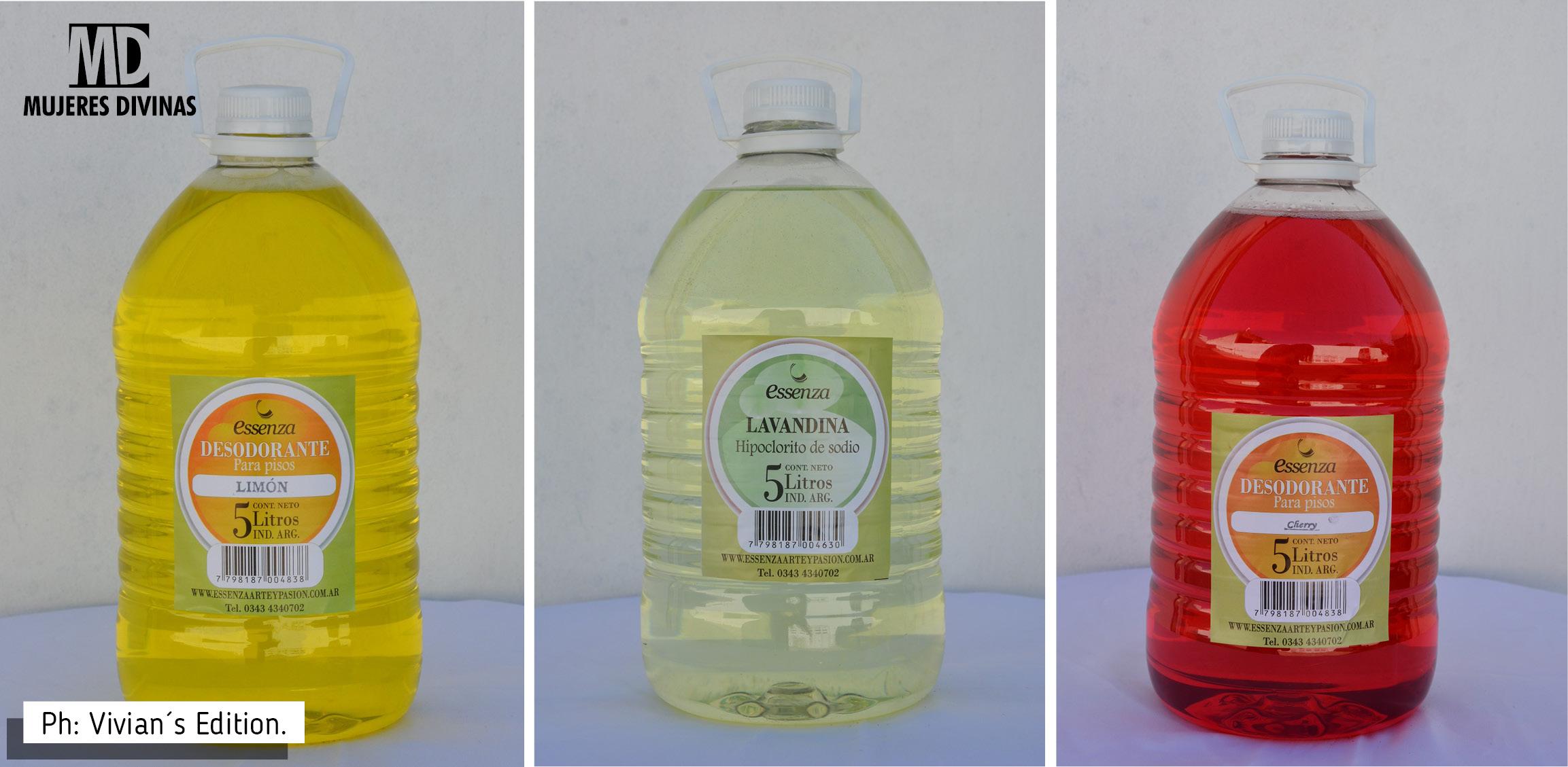 Productos de limpieza e higiene al por mayor