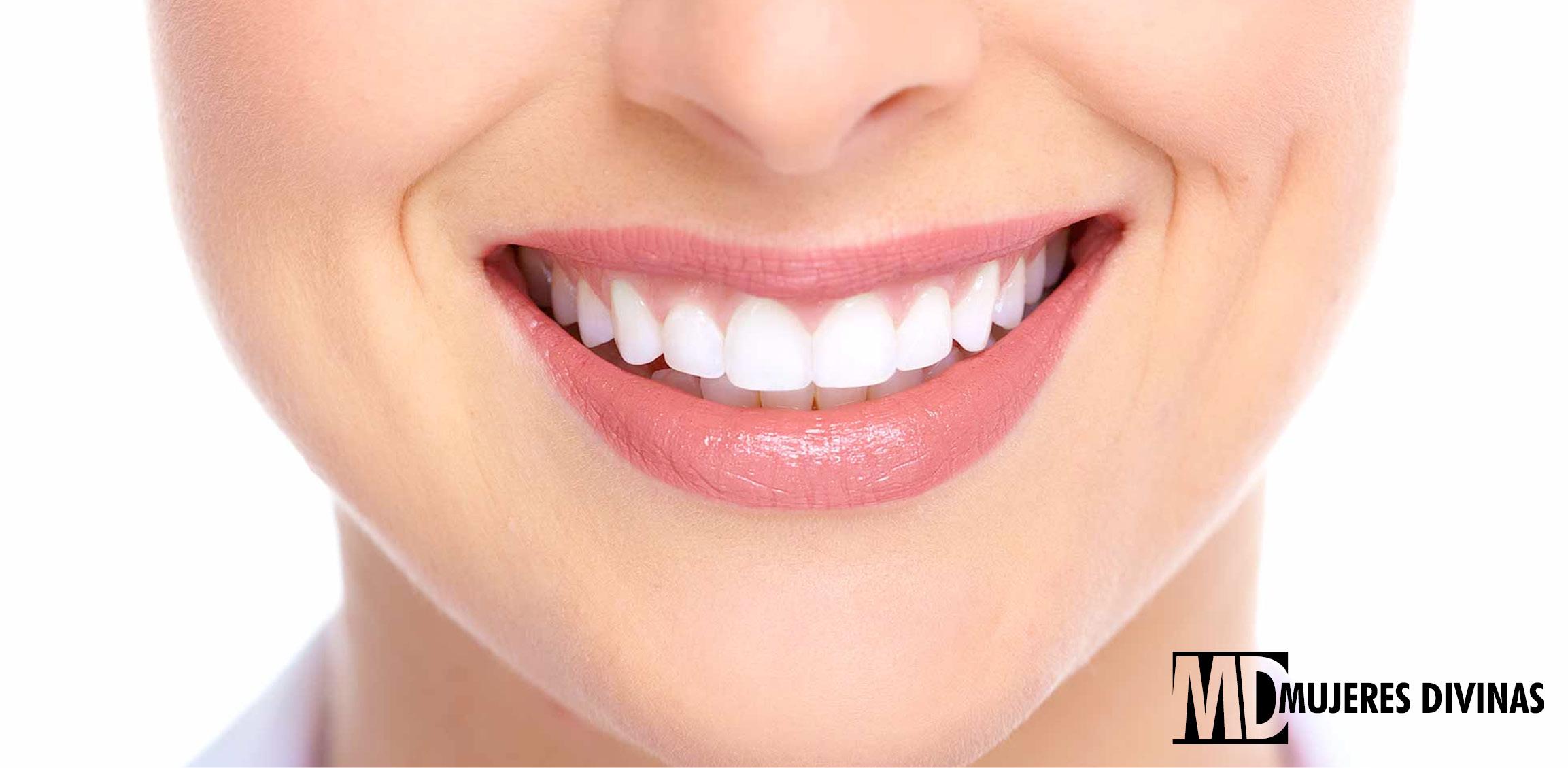 ¿Por qué debés blanquear tus dientes?