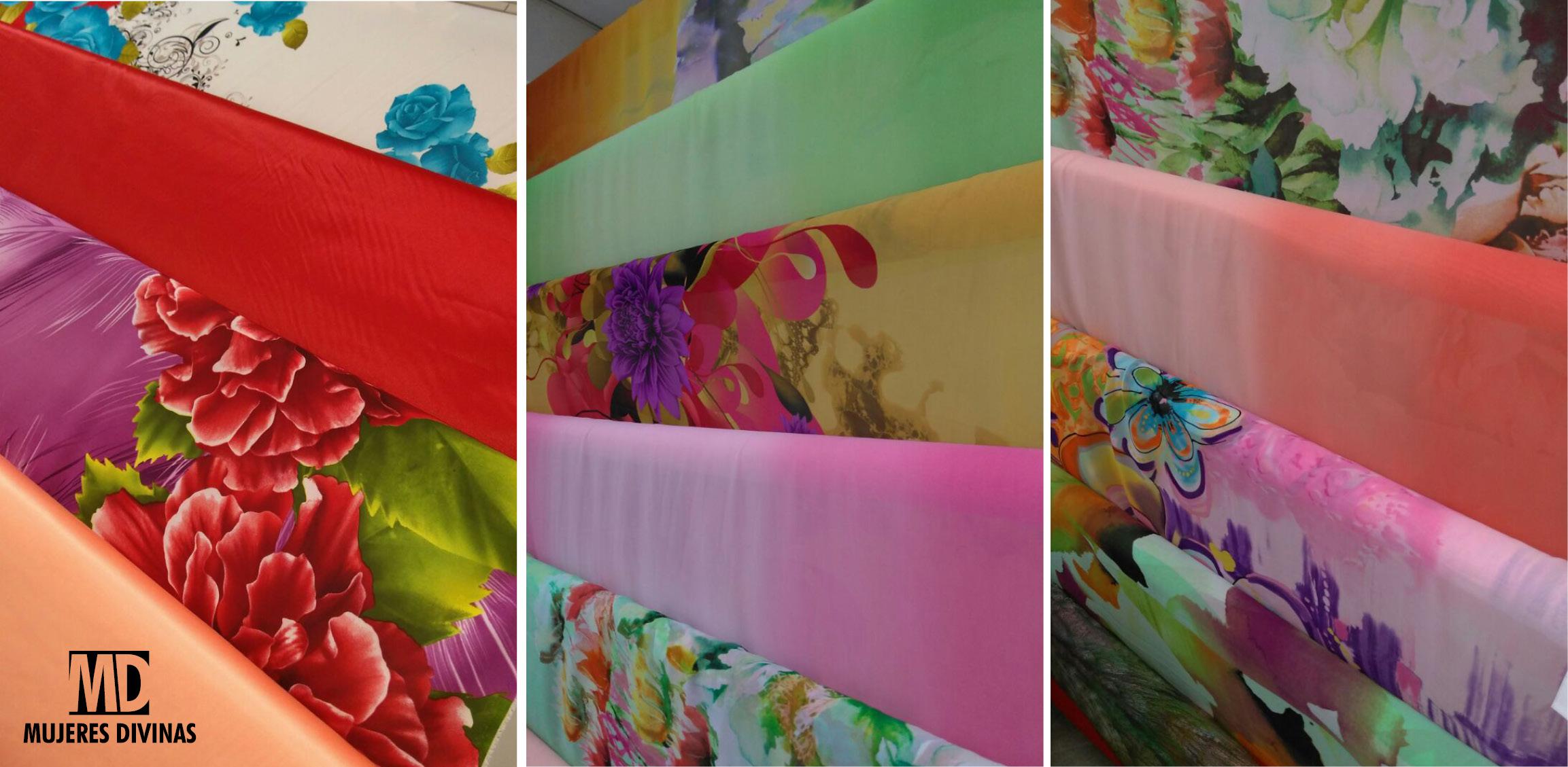 Diseños de verano: livianos y coloridos