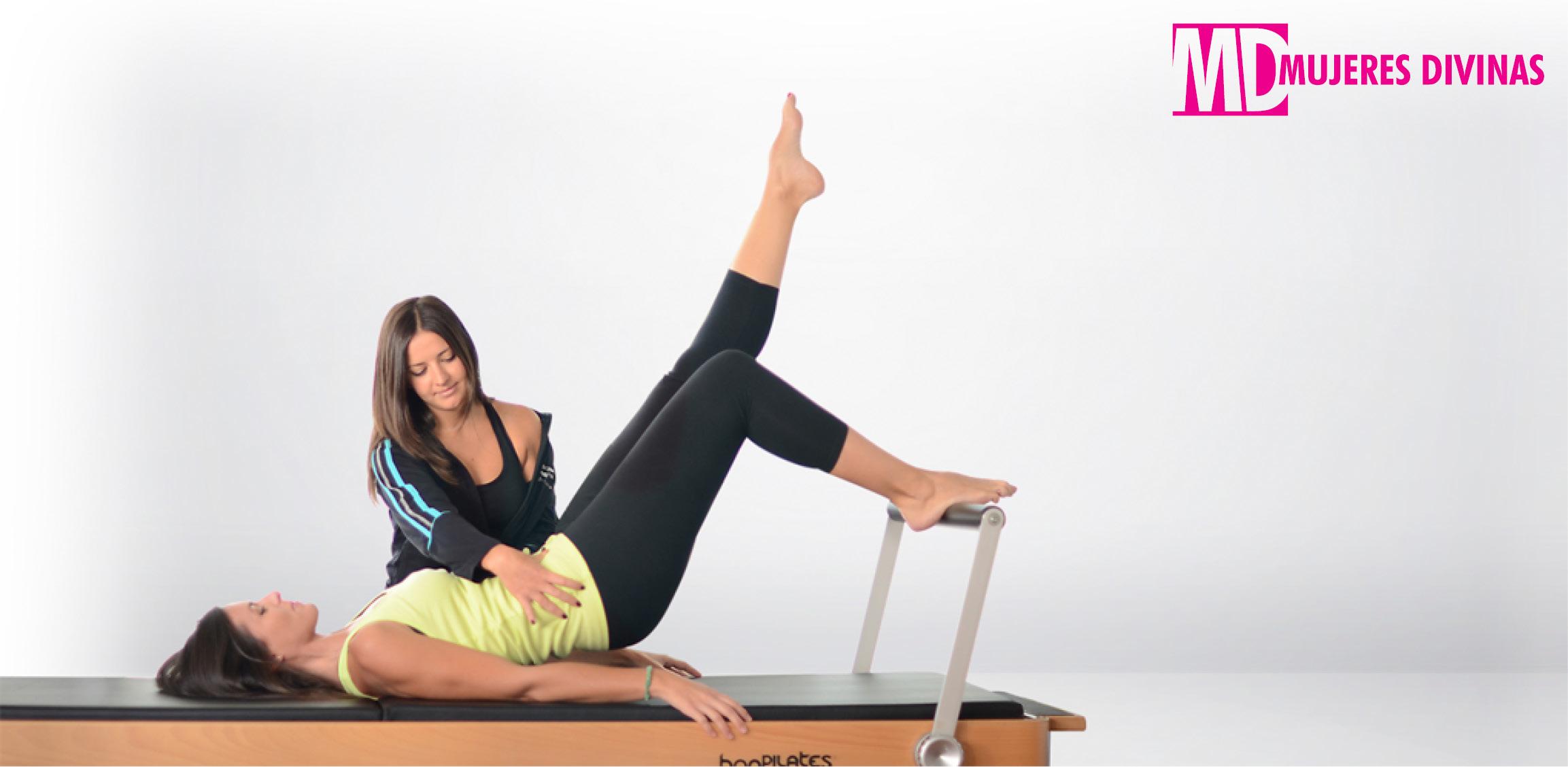 Los cambios posturales durante el embarazo y los beneficios del método Pilates