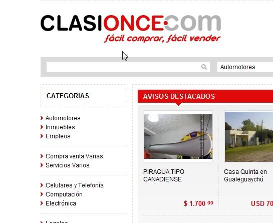 CLASIONCE.COM
